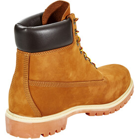 "Timberland Premium Bottes 6"" Homme, medium orange nubuck"